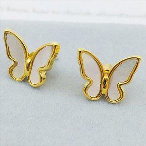 Kate Spade Fritillary Butterfly Earrings